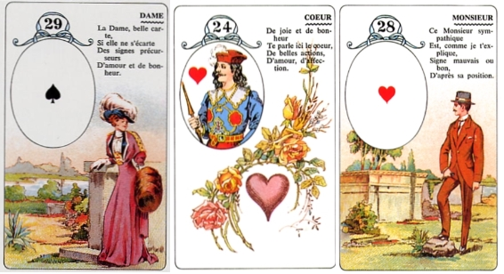 cartes lenormand