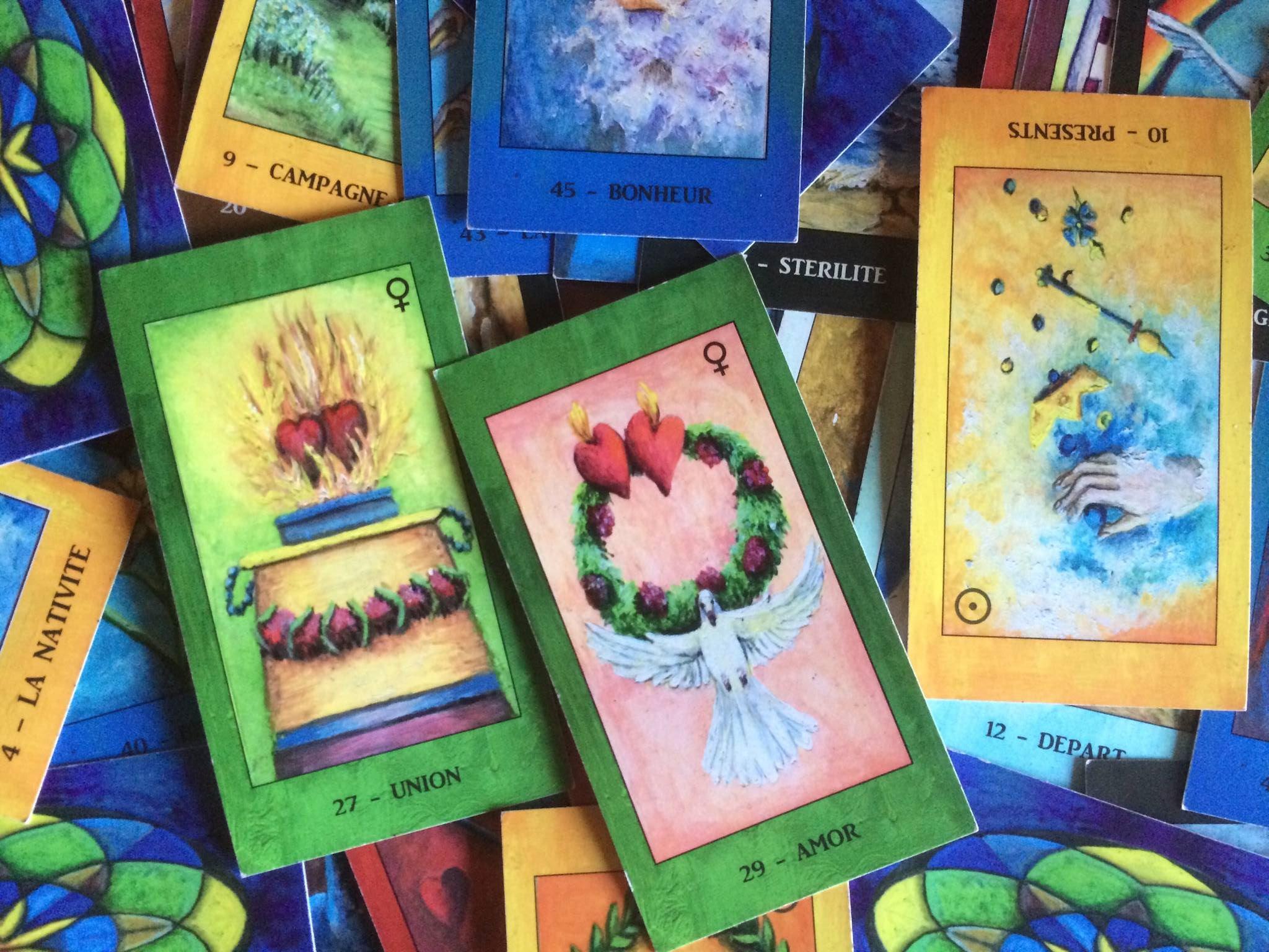 cartes oracle de belline
