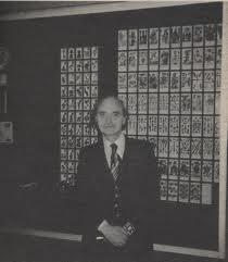 Marcel Belline et les cartes du Mage Edmond