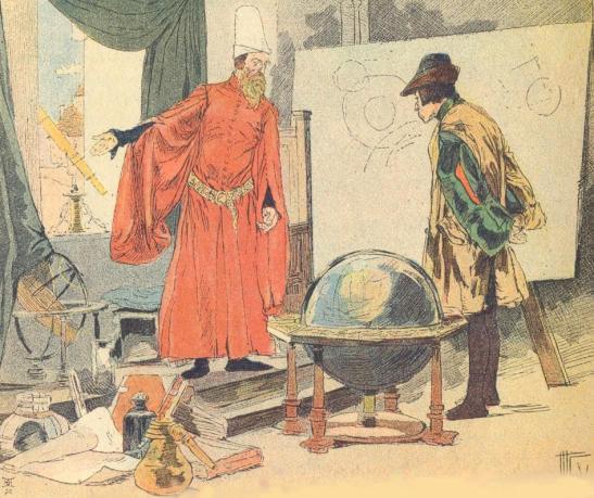 Louis XI et son astrologue Galeotti