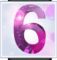 le chiffre 6