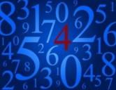 Nombre 4 en numerologie