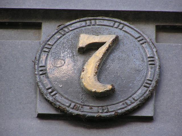 le chemin de vie 7 avec horloge