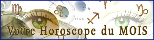 horoscope avec des yeux