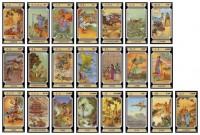 10d5ad1445f64 L histoire du tarot divinatoire Chinois