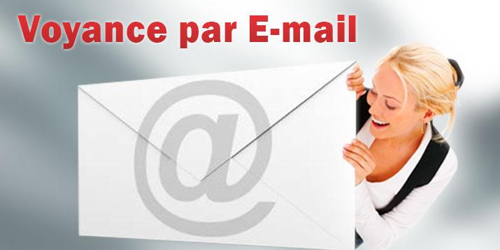 la voyance par mail