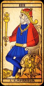empereur tarot marseille