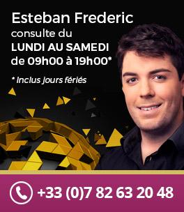Consulter voyant medium Esteban Frederic