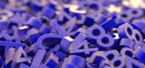 Calcul de la numérologie par prénom et nom