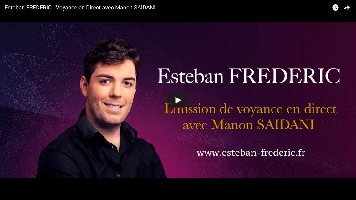 Voyance en Direct avec Manon SAIDANI