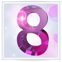 nombre héréditaire 8