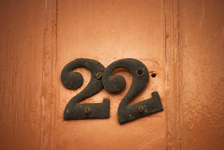 nombre 22