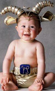 bebe capricorne