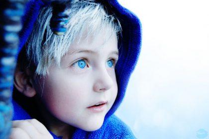 enfant voyant