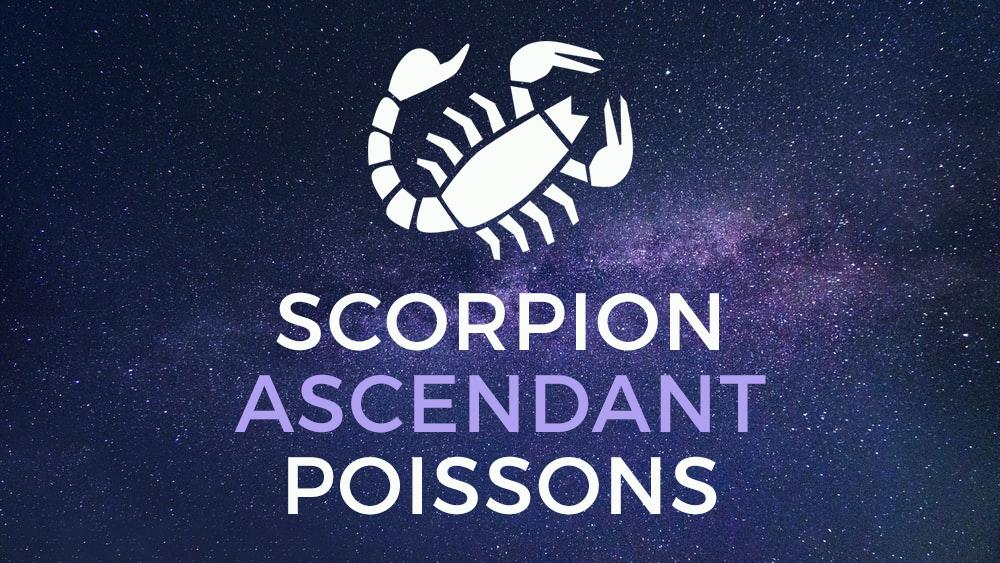 scorpion poissons