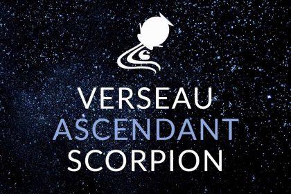 verseau ascendant scorpion