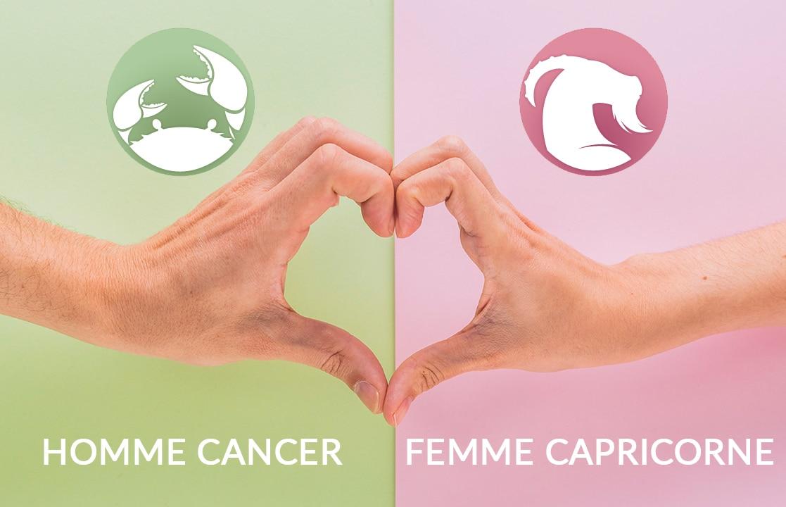 Amour femme cancer homme capricorne [PUNIQRANDLINE-(au-dating-names.txt) 44