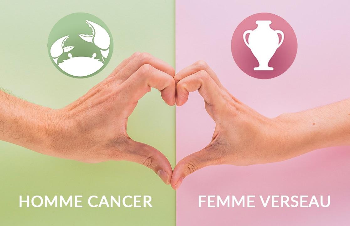 Compatibilité Verseau Taureau compatibilité homme cancer et femme verseau en amour