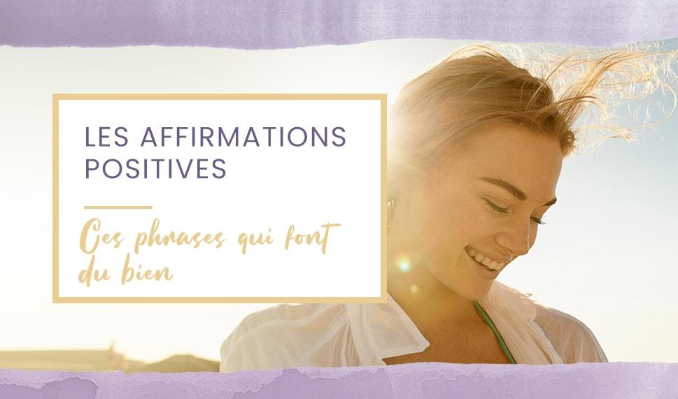 affirmation positive