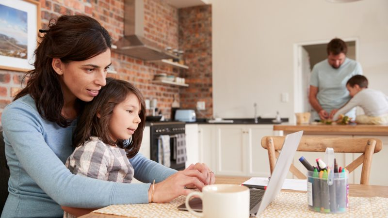 concilier travail famille