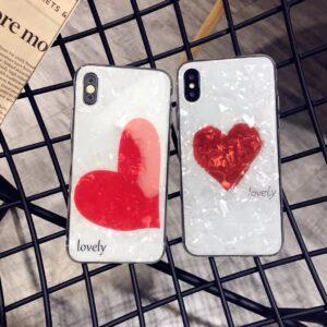 telephone avec coeur