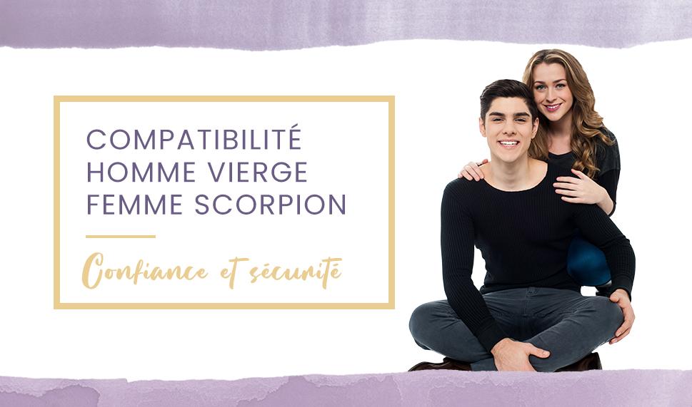 vierge scorpion