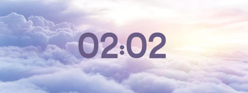 heure miroir 02:02