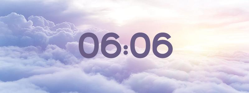 heure miroir 06:06