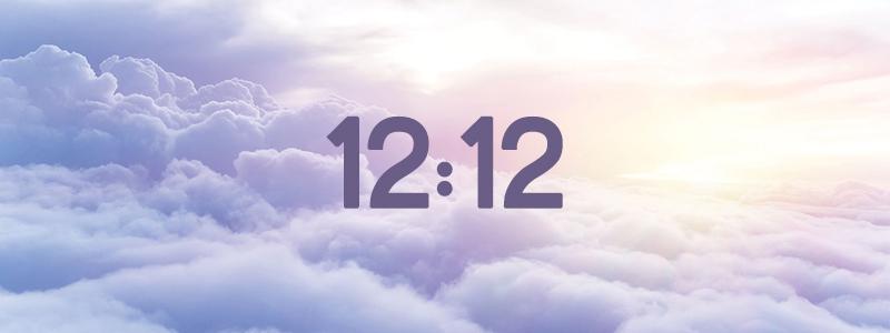 heure miroir 12:12