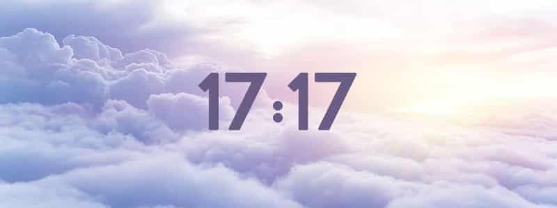 heure miroir 17:17