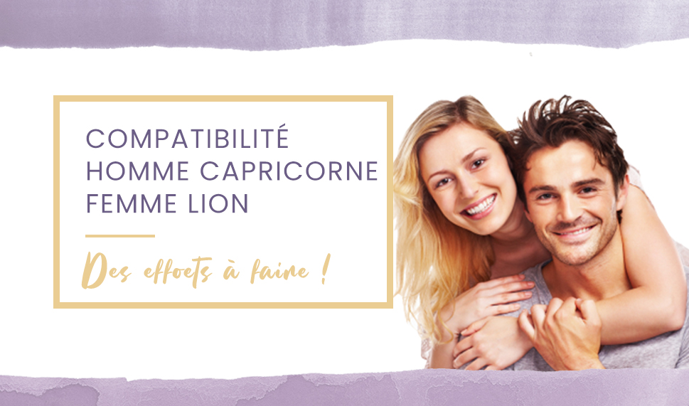 capricorne lion