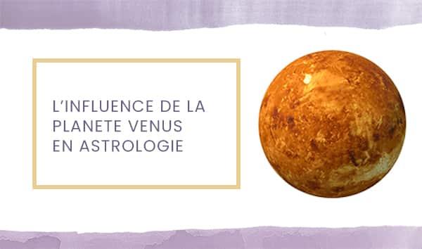 astrologie venus