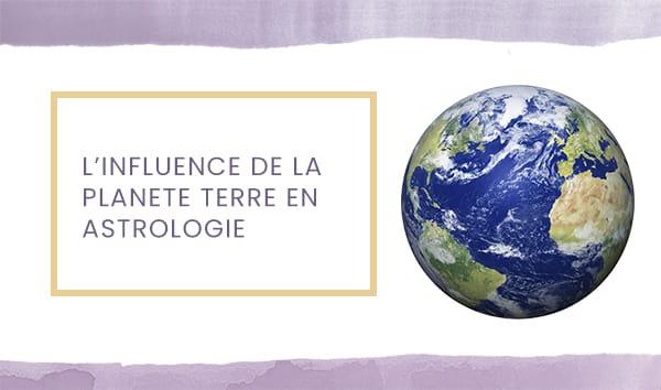 terre astrologie