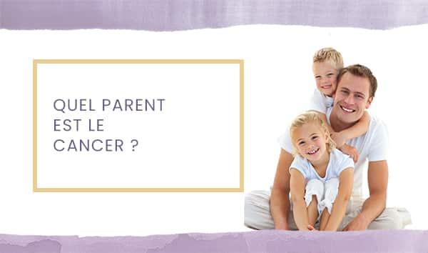 parent cancer