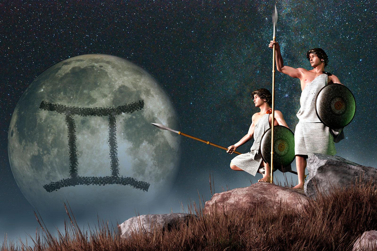 signe lunaire gemeaux